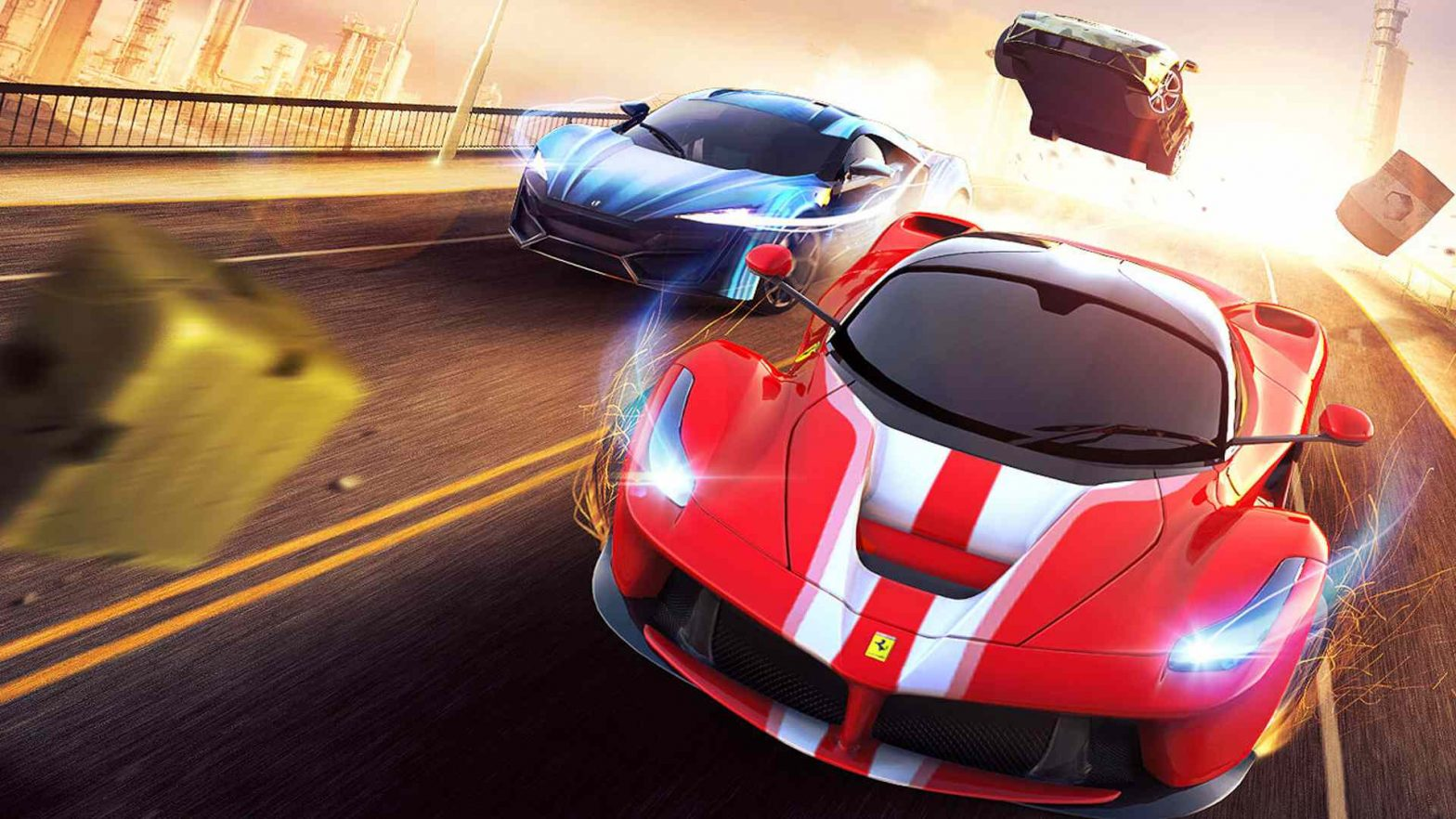 Car Racing Games Are The Most Played Ones For The Entertainment